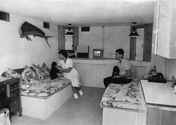 Miami Fallout Shelter 1951